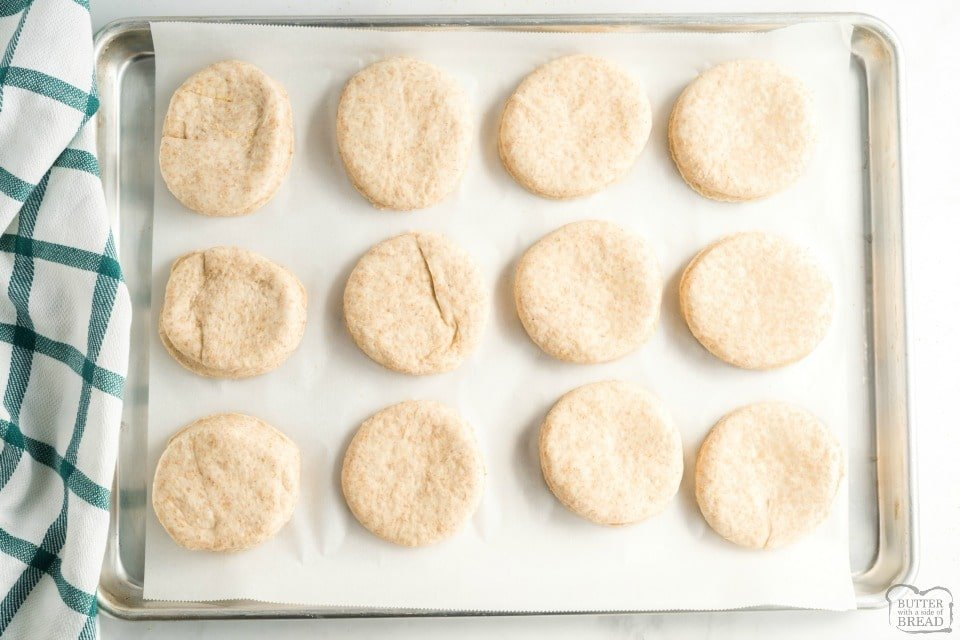 how to make English Muffins recipe