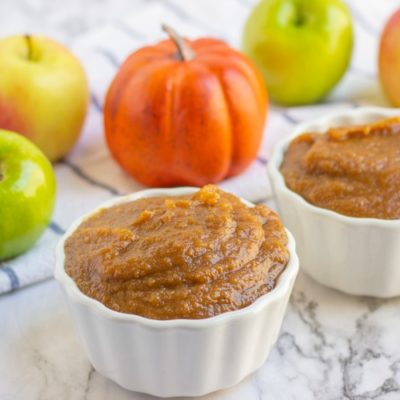 CROCKPOT PUMPKIN APPLE BUTTER RECIPE