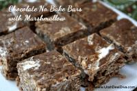 no bake bars
