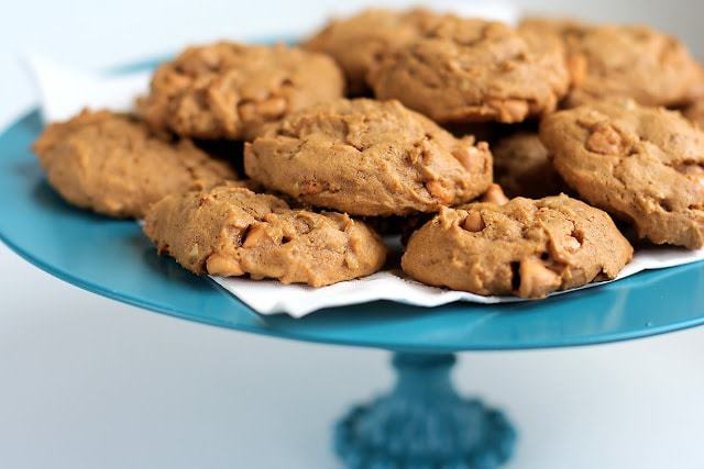 Butterscotch Pumpkin Pudding Cookies : Butter with a Side of Bread