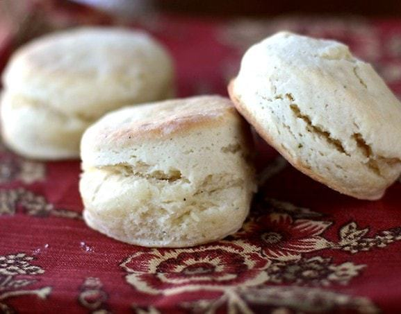Sour Cream Biscuits: Butter with a Side of Bread