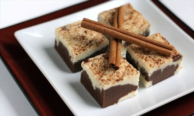 CINNAMON MARBLE FUDGE - Butter with a Side of Bread