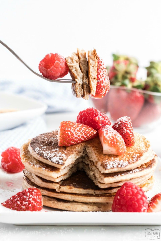 Easy Protein Pancake recipe