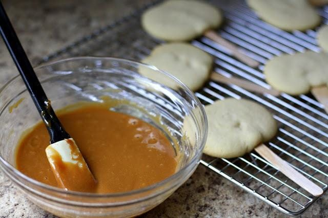 Caramel Apple Cookies: Butter with a Side of Bread