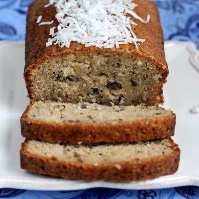 SWEET COCONUT BREAD