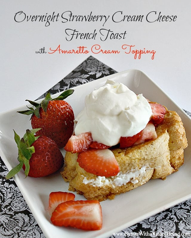 how to make french toast with buttermilk bread