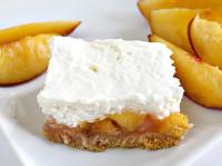Peaches & Cream Bars