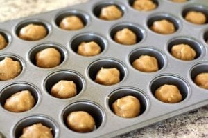 Peanut Butter Fudge Cups: Butter with a Side of Bread