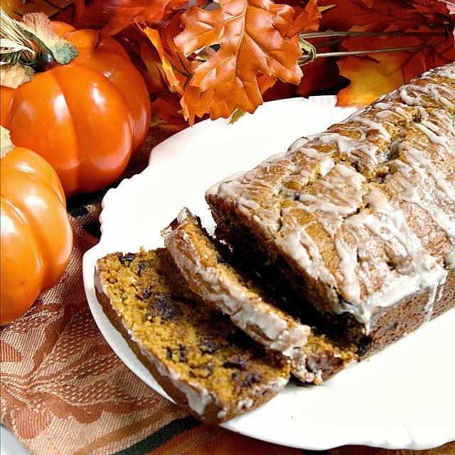 Peanut Butter Pumpkin Chocolate Chip Bread Recipes — Dishmaps