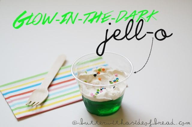 Glow in the Dark Jello2
