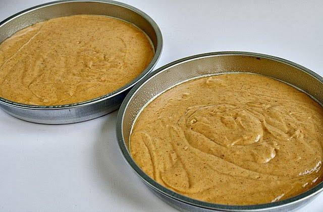 Butter With A Side of Bread: Pumpkin Torte