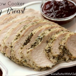 Easy-Slow-Cooker-Turkey-Breast.Butter-with-a-side-of-bread.Top_.114