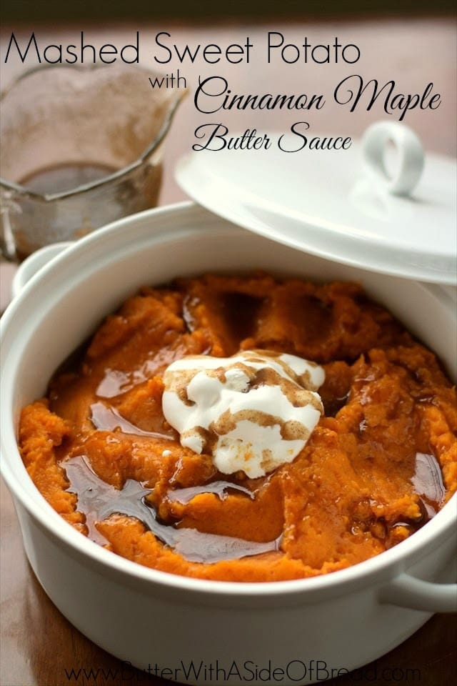 Vanilla Mashed Sweet Potato Recipes — Dishmaps