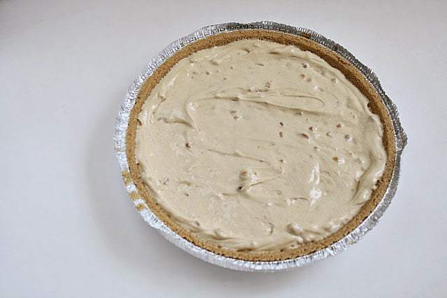 Butter With a Side of Bread: Frozen Peanut Butter Pie