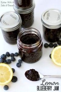 Lemon Blueberry Jam