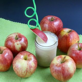 CREAMY APPLE SMOOTHIES