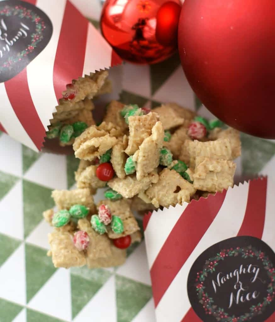 WHITE CHOCOLATE GINGERBREAD CHEX MIX: Butter With A Side of Bread