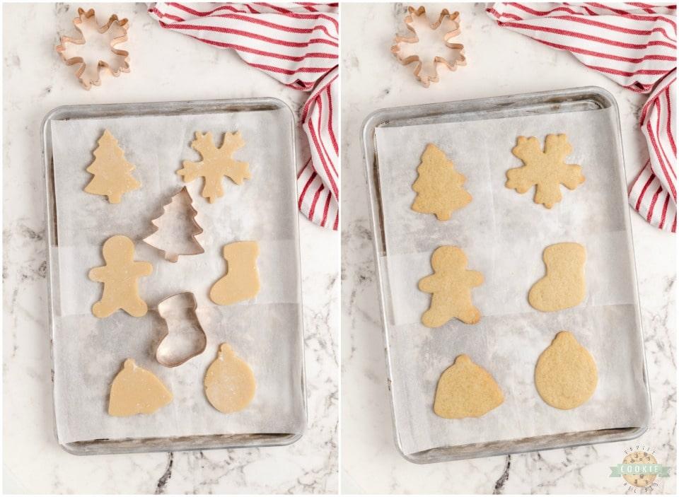 how to make Soft Christmas Sugar cookie recipe