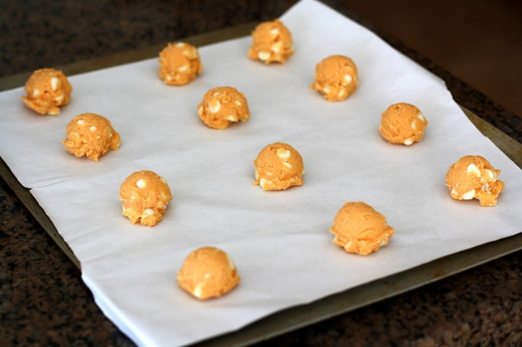 ORANGE CREAM COOKIES - Butter With a Side of Bread