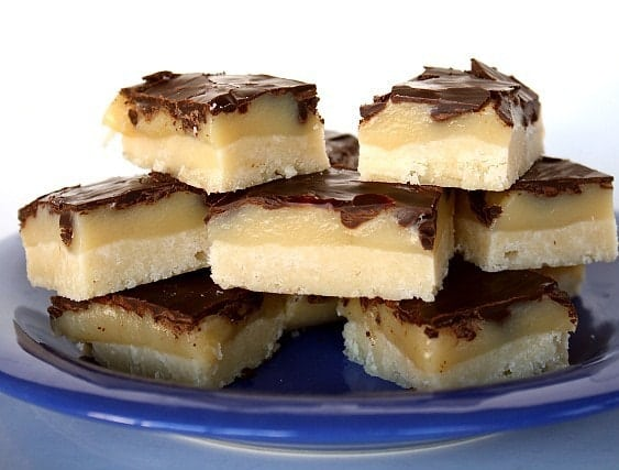 Butter With A Side of Bread: Caramel Bars