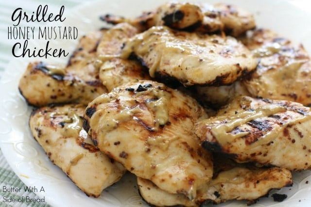 always on the hunt for a good grilled chicken recipe and folks ...