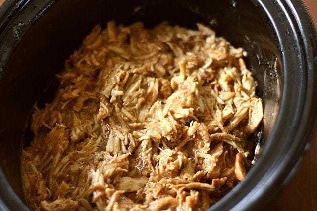 Slow Cooker BBQ Chicken Sandwiches.035