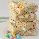 Spring Rice Krispie Treats :: Butter With A Side of Bread