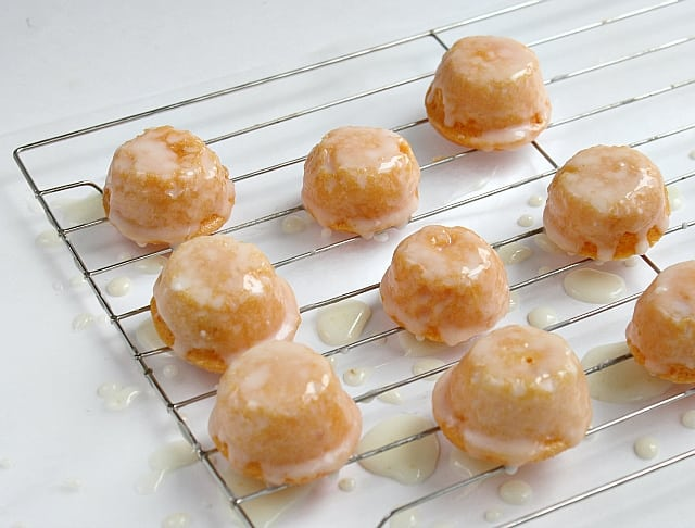 Butter With a Side of Bread: Orange Creamsicle Bites