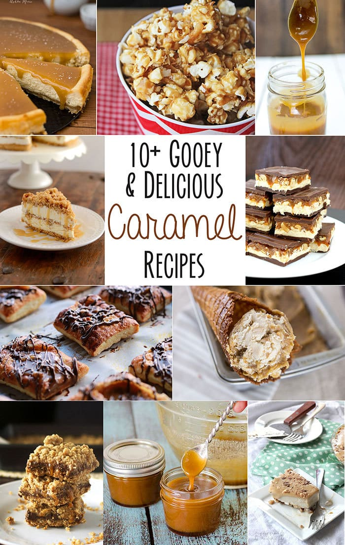 Caramel Recipes Collection