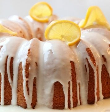 Lemon Buttermilk Pound Cake is a classic pound cake recipe with the addition of fresh lemon! Buttermilk gives this Lemon Pound Cake a wonderful texture and everyone loves the bright flavor of the lemon glaze. It's the perfect pound cake!