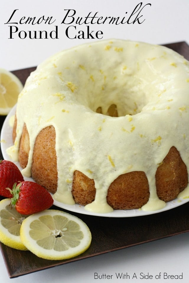 Buttermilk Pound Cake Recipe Southern Living