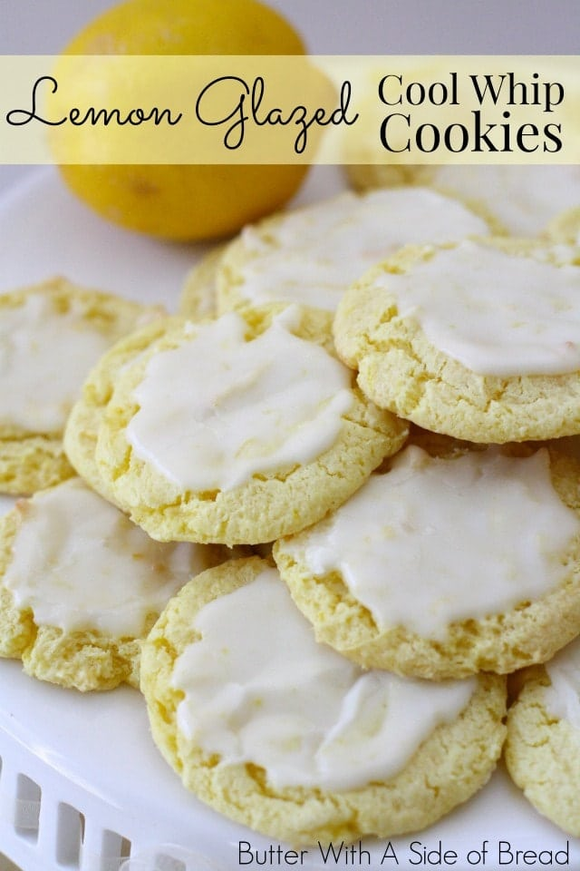 Lemon Cake Mix Cool Whip Egg Cookies