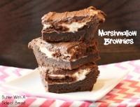 Marshmallow Brownies.IMG_0081