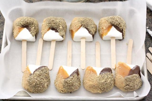 caramel-smore-pops