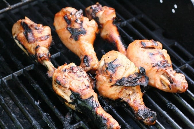 Spicy Island Chicken Drumsticks - Butter With A Side of Bread