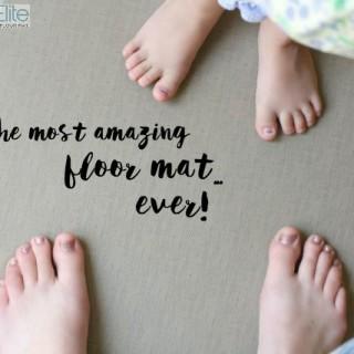I LOVE MY FLOOR MAT! GelPro Elite Comfort Floor Mat Review #StandInComfort