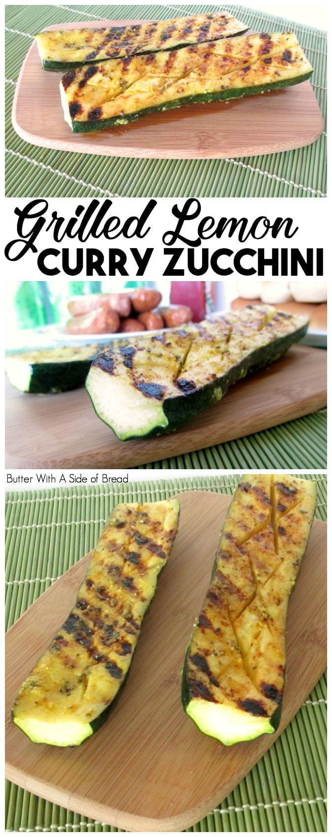 how to cook zucchini on the grill