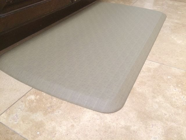 GelPro Floor Mat Review- Butter With A Side of Bread