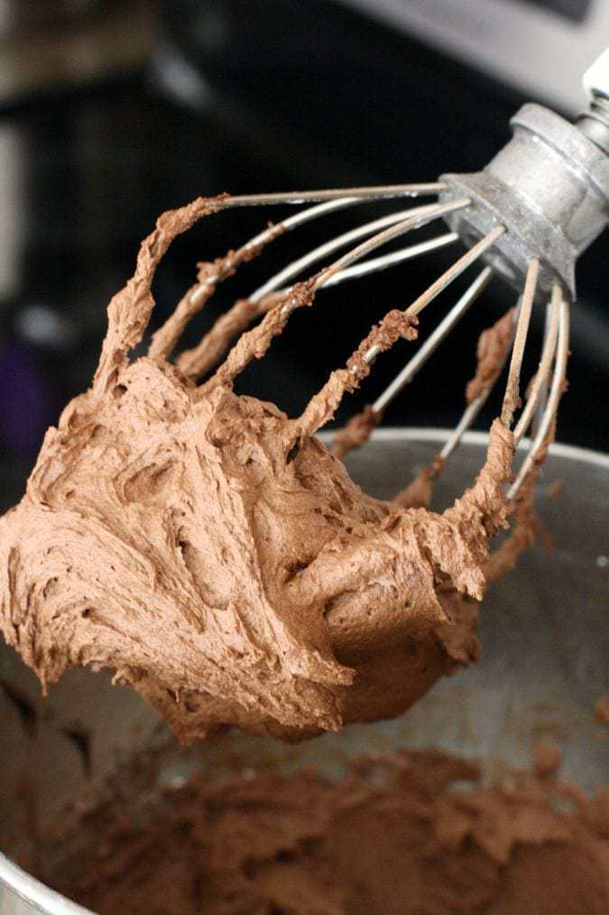 Amazing Chocolate Buttercream - Butter With A Side of Bread