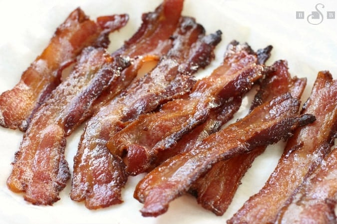 The Easiest Way To Cook Bacon Butter With A Side Of Bread