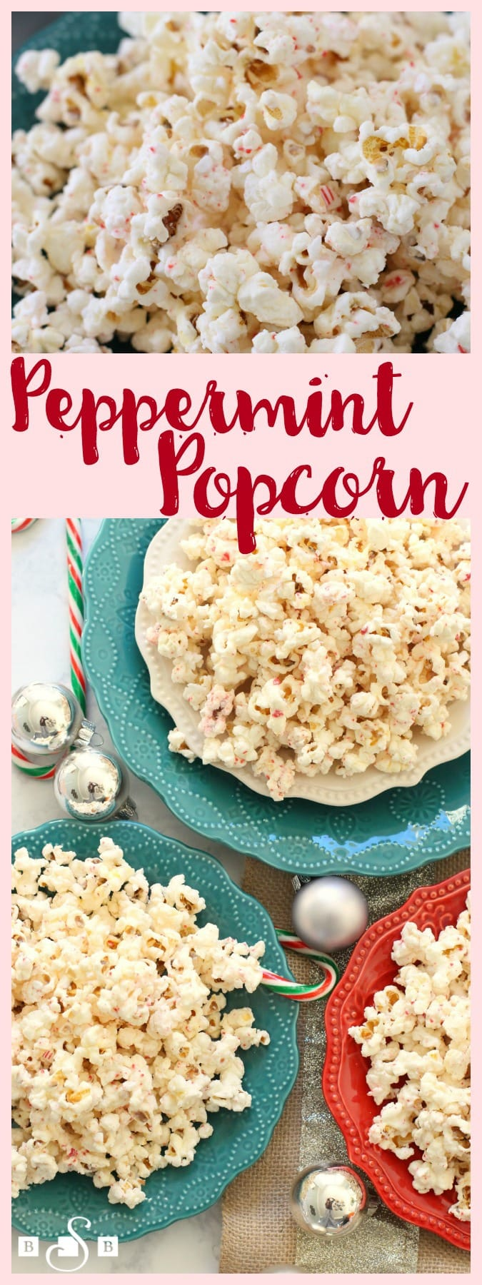 Peppermint Popcorn- Butter With A Side of Bread