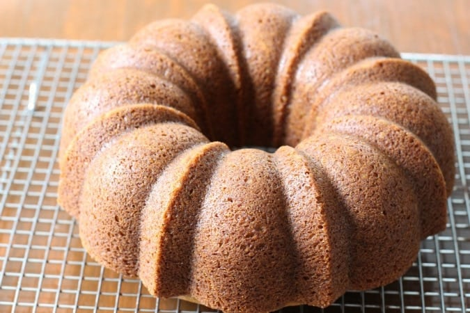 Pumpkin Bundt Cake with Caramel Glaze - Butter With A Side of Bread