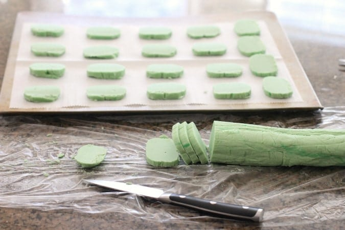 Mint Chocolate Cookies - Butter With A Side of Bread