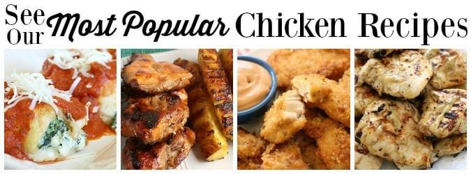 Popular Chicken Recipes.BSB