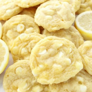 Lemon Pudding Cookies - Butter With A Side of Bread