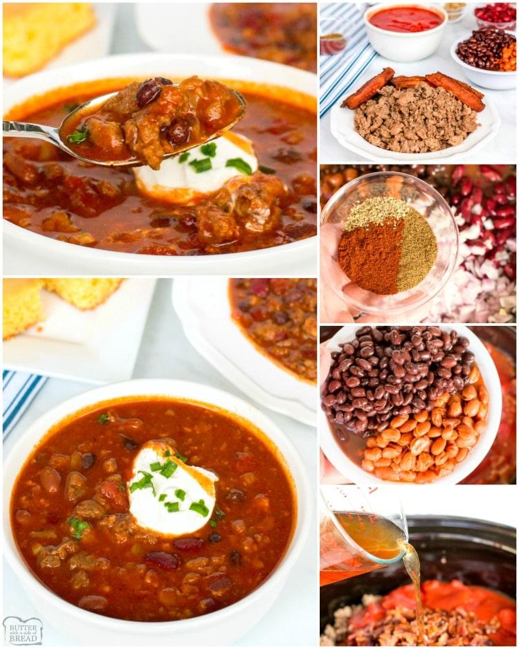 best crock pot chili recipe