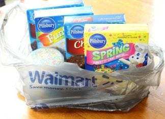 Pillsbury ™ Spring Baking Mixes - Butter With A Side of Bread