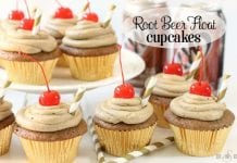 Root Beer Float Cupcakes - Butter With A Side of Bread