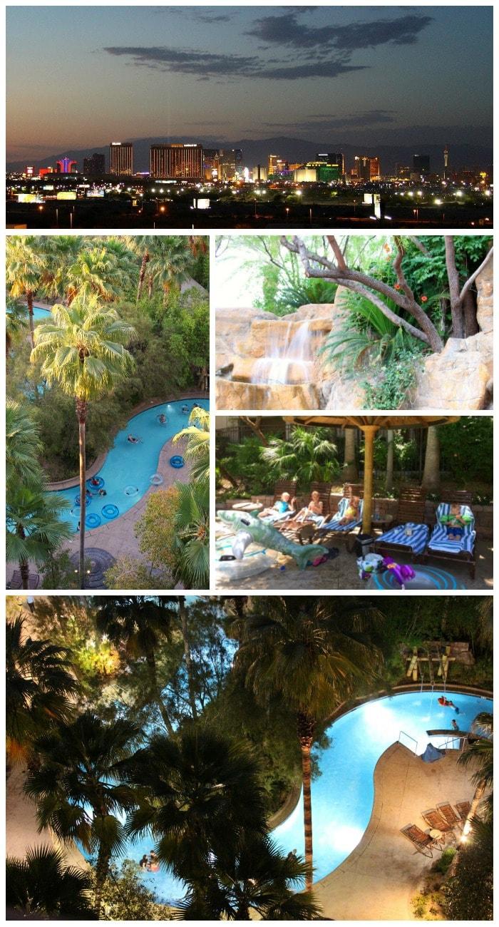 tahiti village resort review  family friendly las vegas