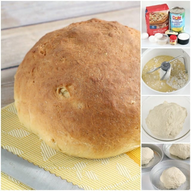 Homemade Hawaiian Bread - Butter With a Side of Bread